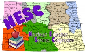 NESC region map really large